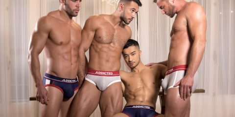 Addicted underwear