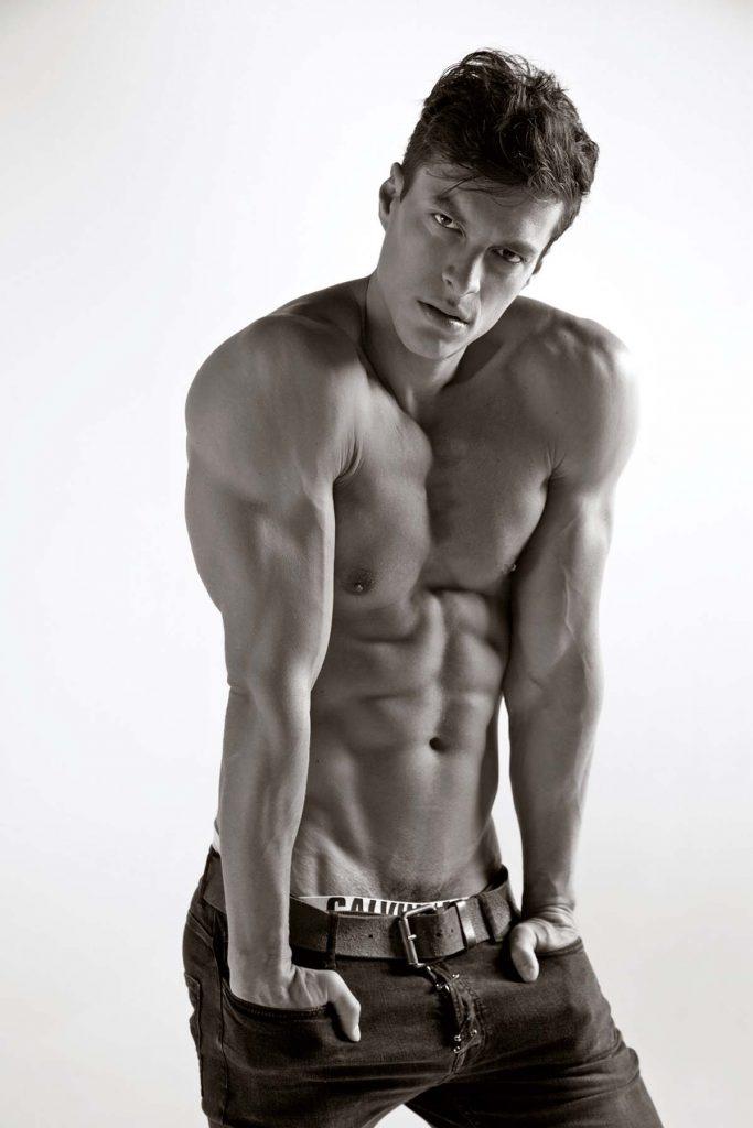 Polaroids: Felipe Anibal | Brazil Male Models