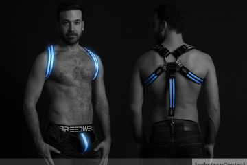 Breedwell jocks and harness
