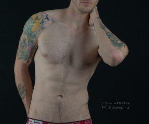 Steve James Ranger by Markus Brehm - CODE 22 underwear