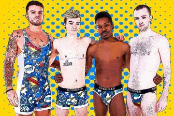 Debriefed Underwear