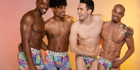 Adonis underwear - Pride collection