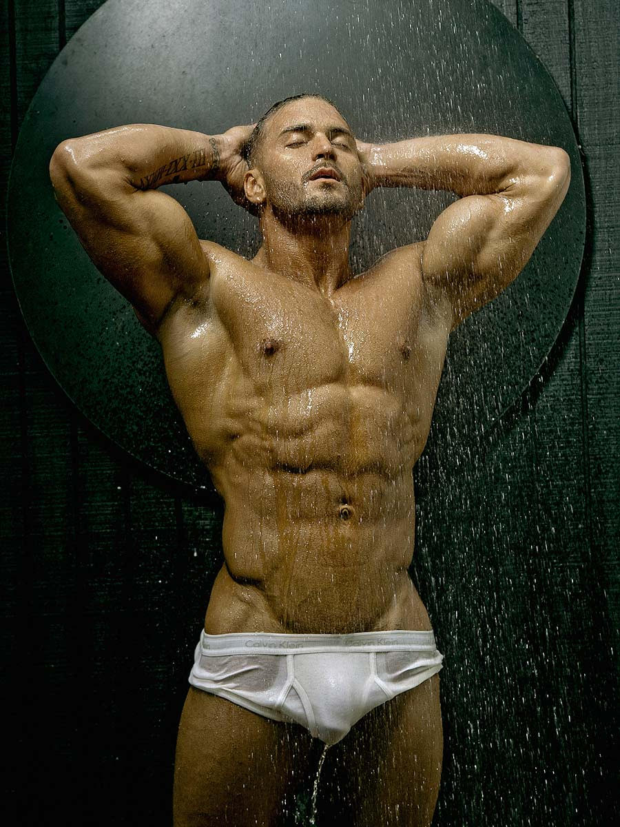 David Vance - Men and Water book