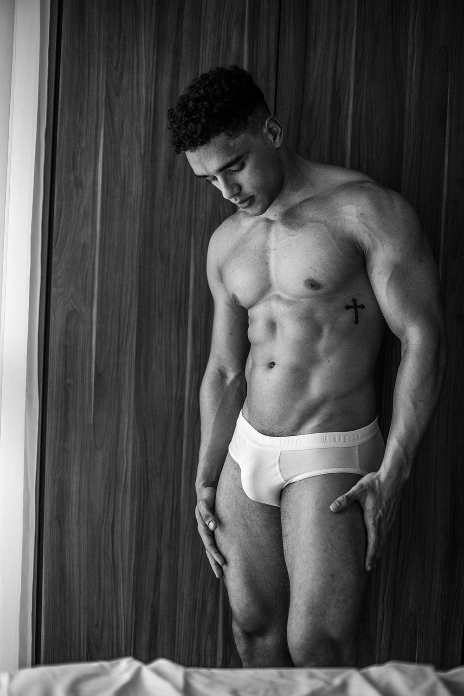 Murilo Goncalves by Julio Tavares - Lupo underwear