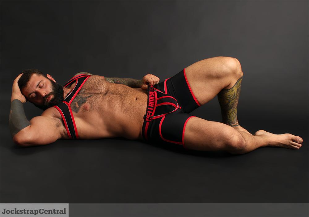 Cellblock 13 underwear Sentinel - Simon Marini for Jockstrap Central