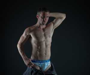 Matthew Mason by Markus Brehm - Walking Jack underwear