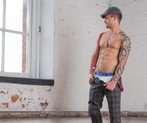 Oliver Spedding by Markus Brehm - Walking Jack underwear