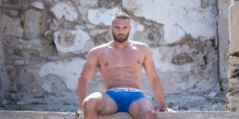 Andreas Demetriou by Xanthos Georgiou - Walking Jack underwear