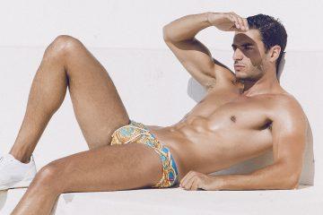 Carlos Gomez by Adrian C. Martin - Danny Miami swimwear