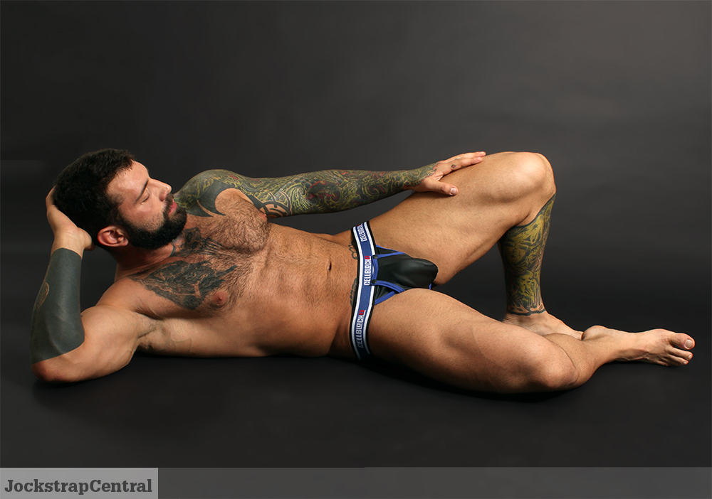 Cellblock13 underwear Markus Cage for Jockstrap Central