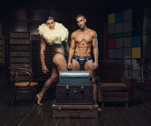 ES Collection underwear - Power Flux