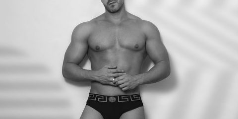 Versace underwear - Javier by Inch photography