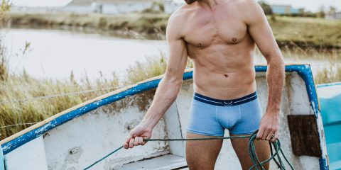 bluebuck underwear - eco-friendly underwear for men