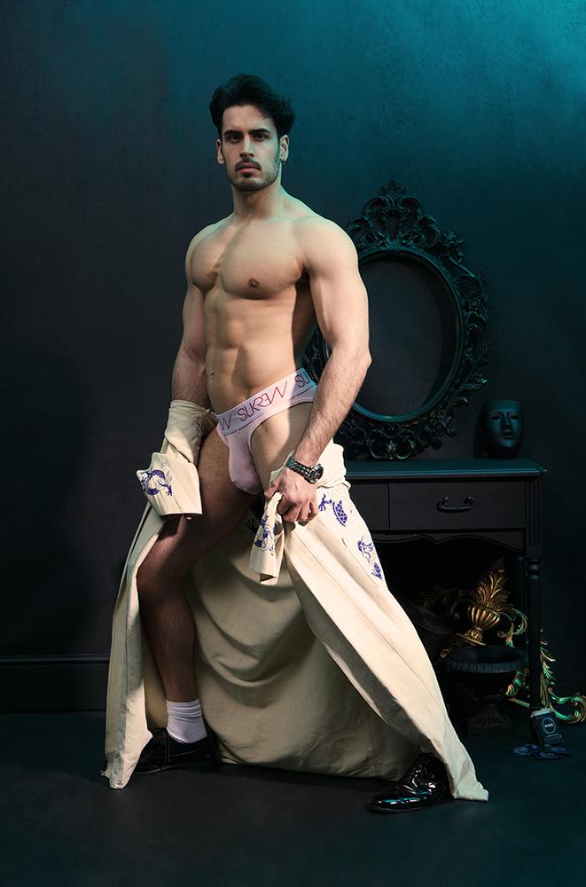 Its About The Man magazine - Matt by Gavin Harrison