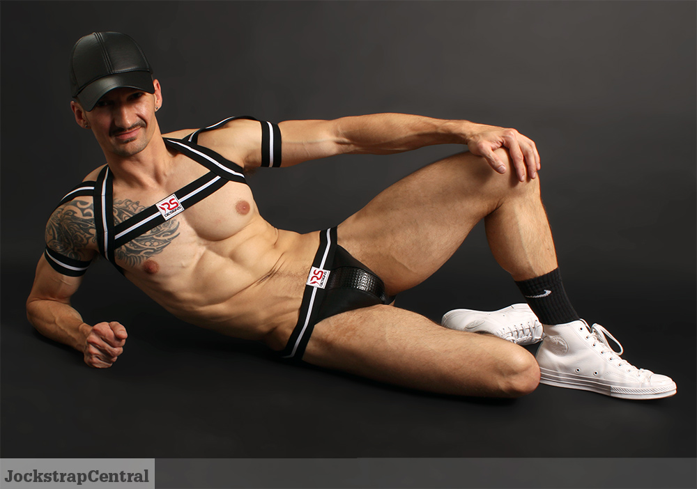 Raw Studio underwear - Black Ops jockstrap