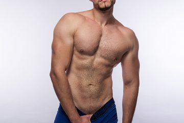 Calvin Klein underwear - Model Nemanja