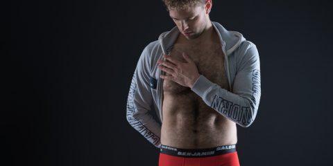 Baldrick Benjamin underwear - Phil Bruce by Markus Brehm