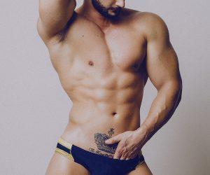 Marcuse swimwear - Model Adrian HC by Adrian C. Martin
