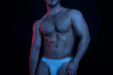 Abanderado underwear - Enmanuel Reyes by Inch Photography