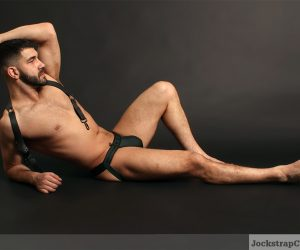 Cellblock 13 Cyclone Jocks Thongs and Harness launch at Jockstrap Central