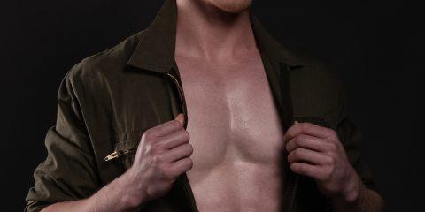 Andrew Christian underwear - model Aidan Murphy by Hansol Park