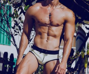 LODOLI swimwear - Model Mikel by Adrian C. Martin