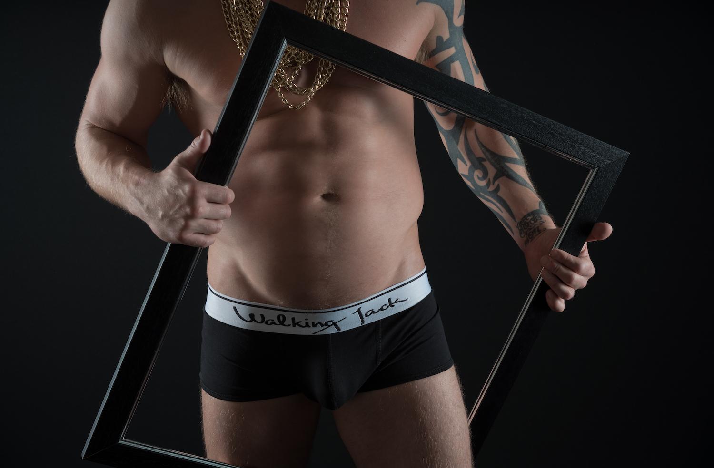 Walking Jack underwear - Model Oliver by Markus Brehm