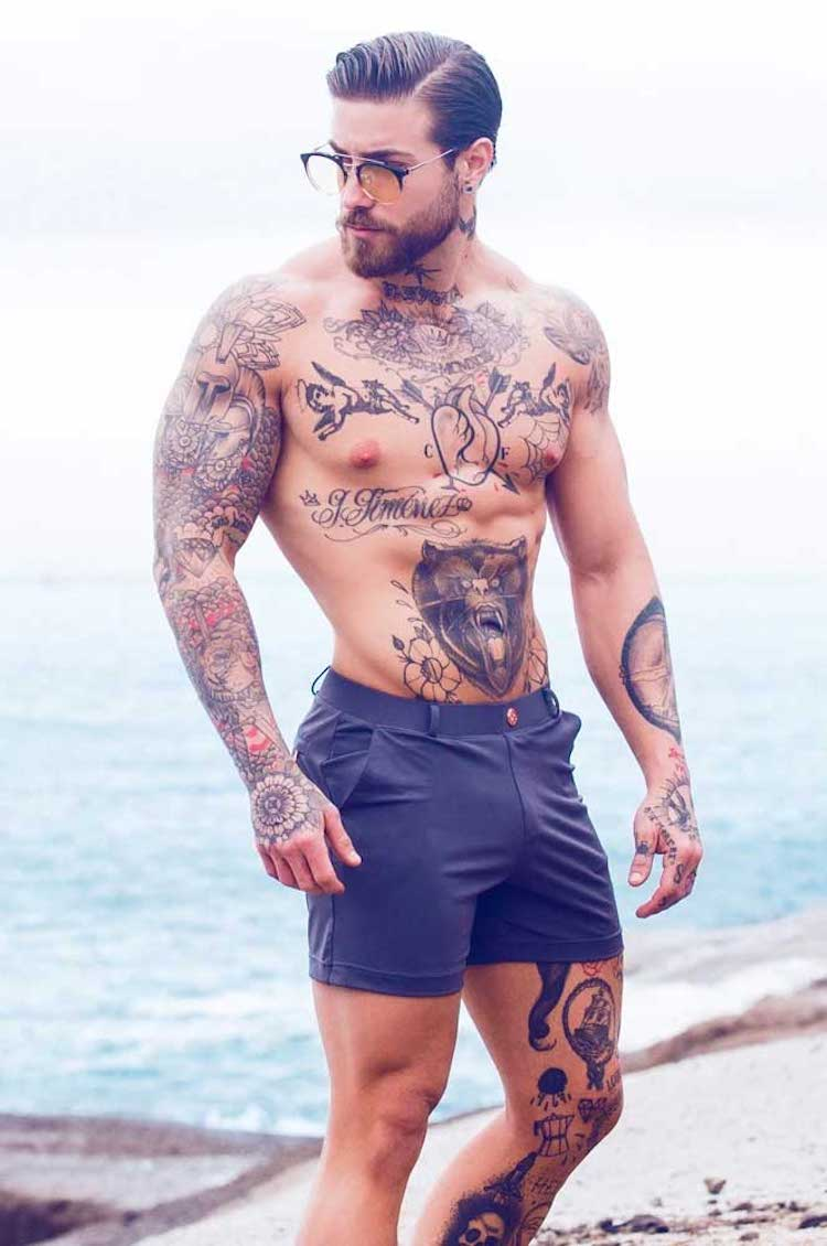 2EROS Bondi Shorts Swimwear