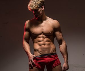 Calvin Klein underwear - Treston Francis by Physique Buffalo