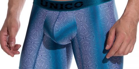 Mundo Unico - Luminiscente Boxer Brief