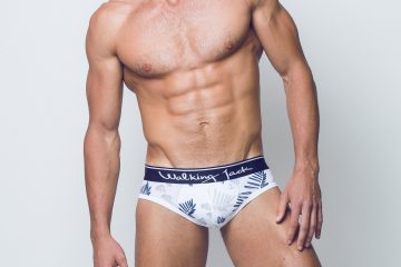 Walking Jack - underwear - FERN Print Briefs