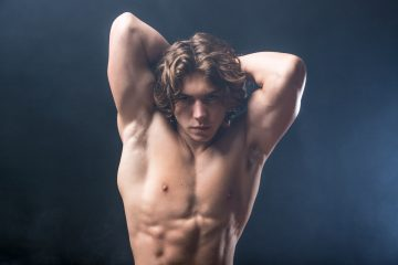 Calvin Klein underwear - Model Evan Adams by John Kale