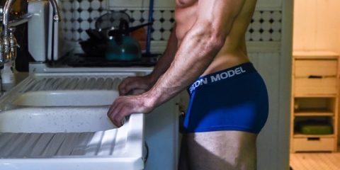 Garcon Model underwear - Model Austin 01