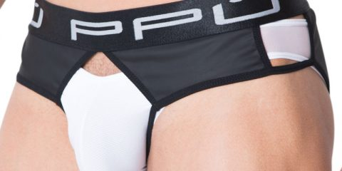 PPU 2 in 1 Layered Brief Underwear