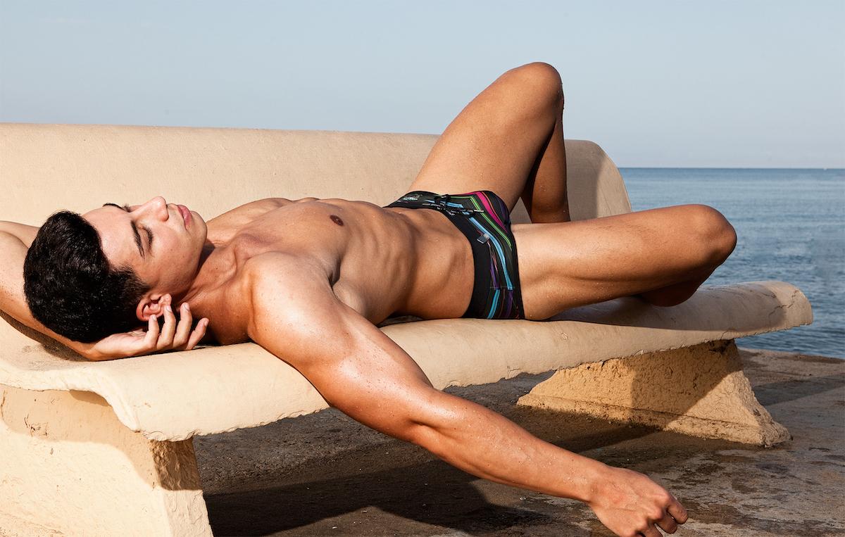 Alexander COBB swimwear