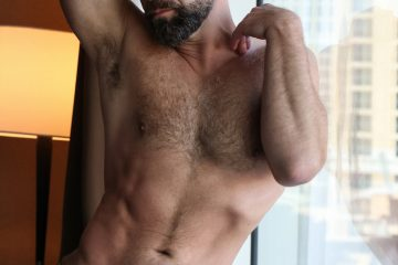 Andrew Christian underwear - model Sean by German Armenta