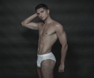 Model Ognjen by Inch photography - Abanderado underwear