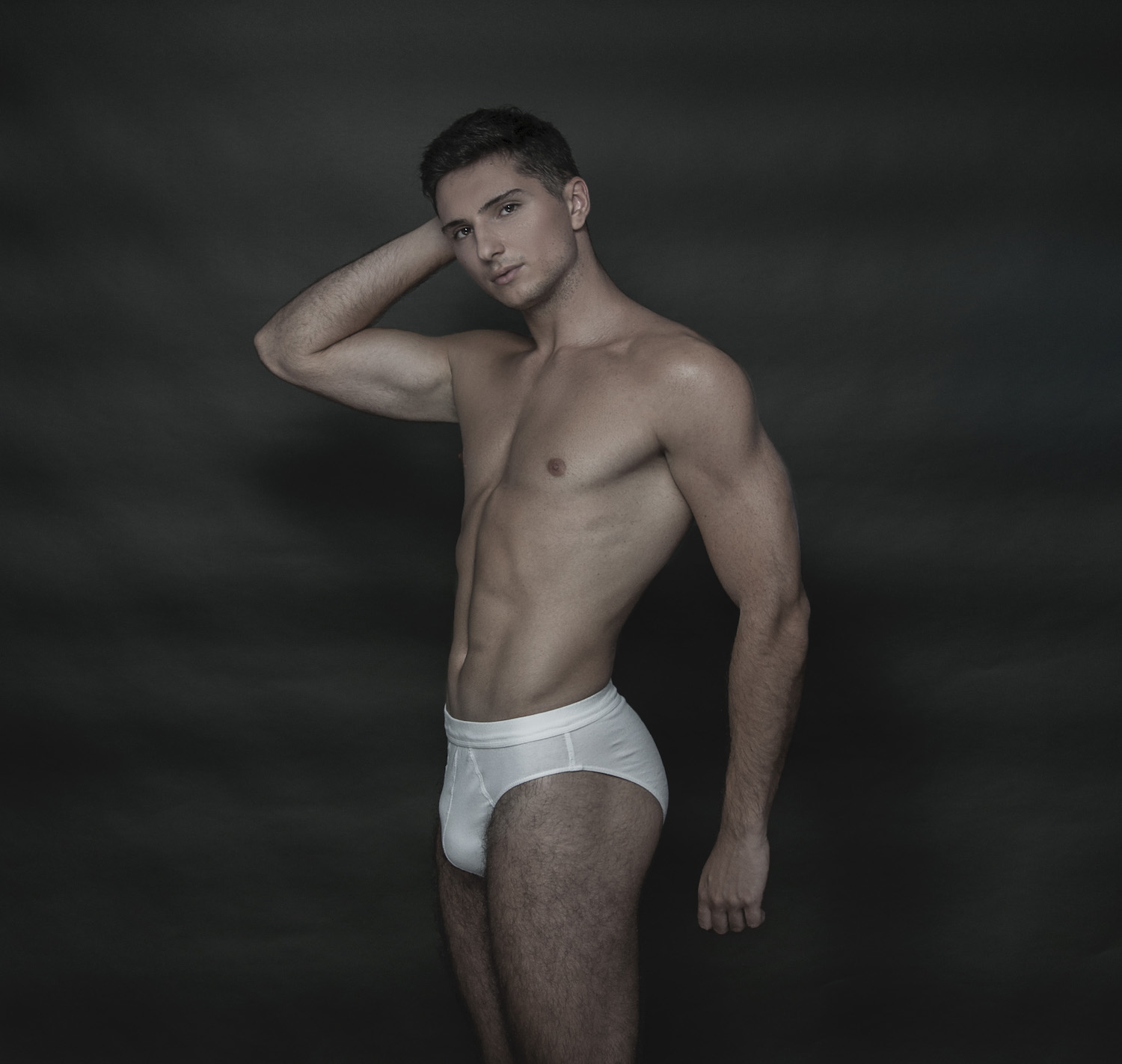Model Ognjen by Inch photography - Abanderado underwear