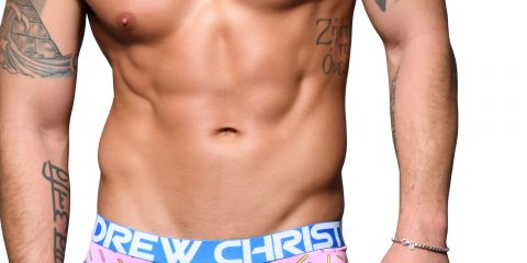 Andrew Christian - Ice Cream Brief Almost Naked