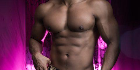 Andrew Christian underwear - Model Jess by Kuros