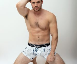 Philip Fusco by Eduardo Fermin - Walking Jack underwear