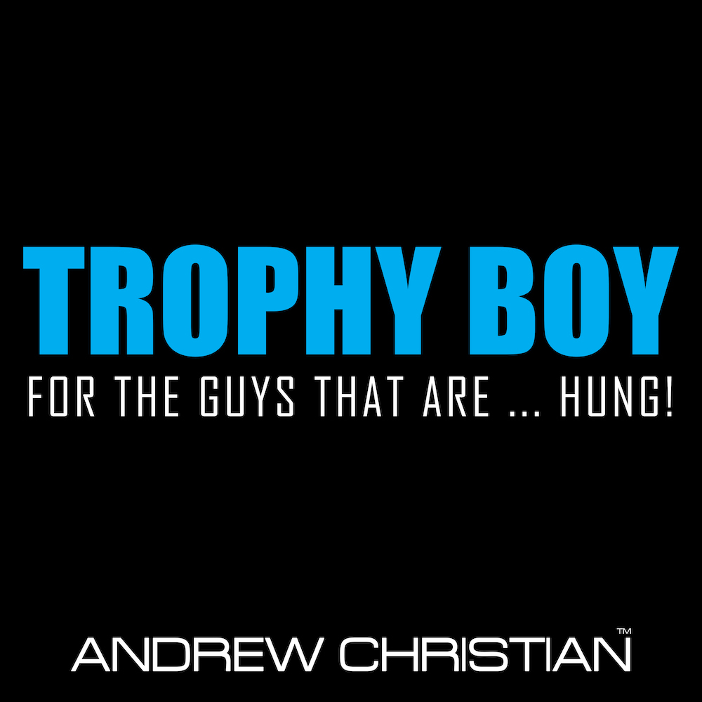 Andrew Christian - Trophy Boy