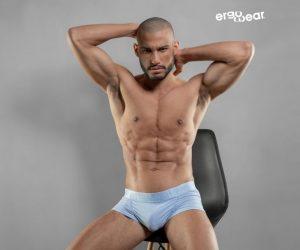 Ergowear - Feel XV Boxers Cerulean