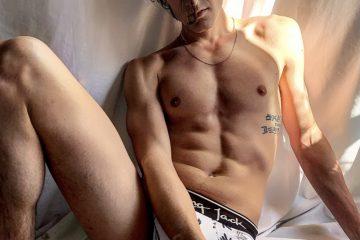 Francesco Cupini by Giuseppe Iaconis - Walking Jack underwear