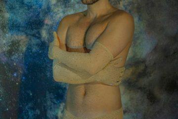 Vedran Skorin underwear - Model Vedran Skorin