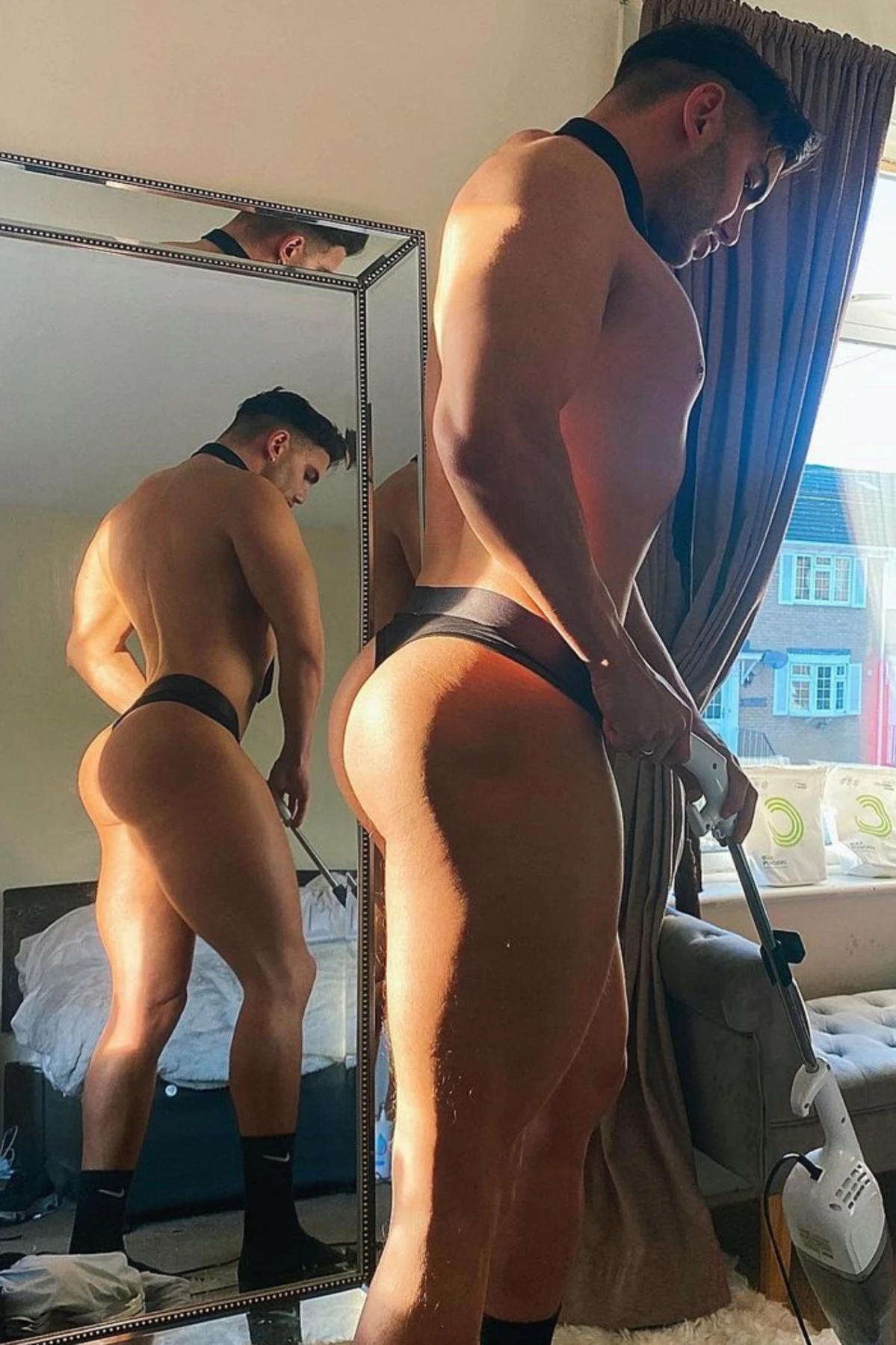 JJ Malibu underwear review - Hit It In The Morning Thong