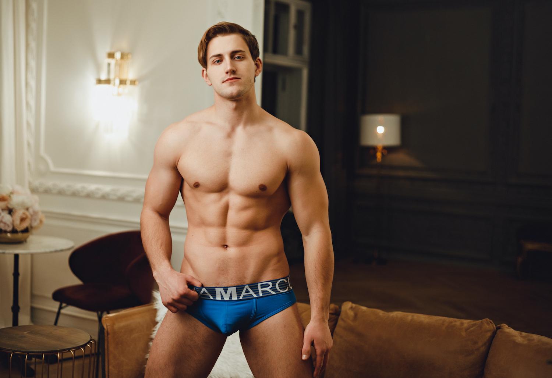 Marcuse underwear - Brighten brief