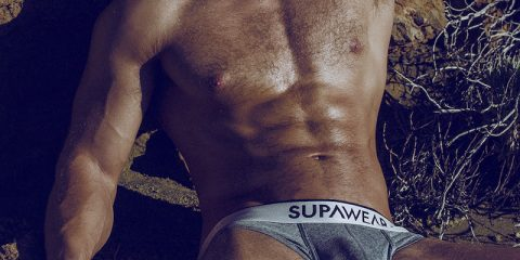 Model Kevin De La Cruz by Adrian C. Martin - underwear from various brands