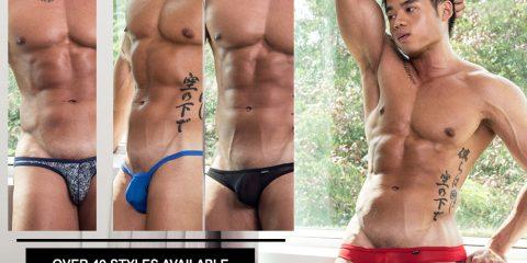 Mategear - 2 Pack Assorted Signature Underwear