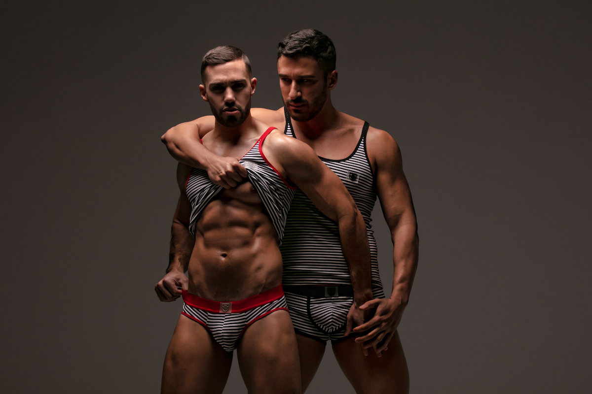 TOF Paris - Stripe collection underwear
